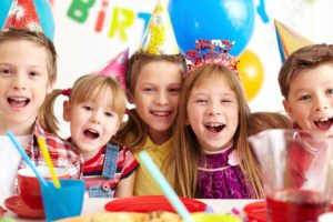Reasons For Organizing Children's Parties